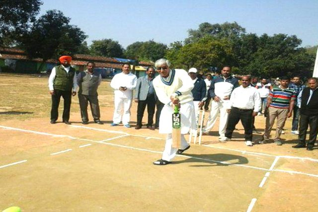 चण्डिकेश्वर शरण सिंहदेव स्मृति क्रिकेट टूर्नामेन्ट