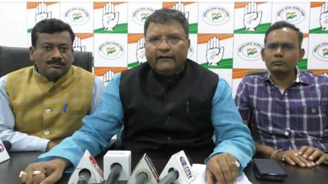 पुनिया के बयान म भाजपा के आपत्ति ऊपर कांग्रेस के पलटवार, कहिन - बुरा का लगिस, भाजपाई पहिली गोडसे मुर्दाबाद के नारा लगाए